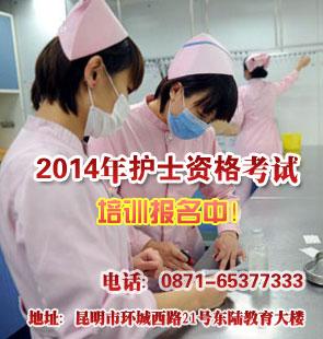 云南护士资格考试