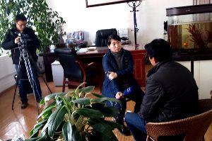昆明电视台采访东陆教育