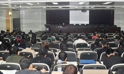省纪委监察综合室主任黄利锋来校作教育实践活动专题报告