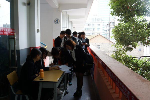 东陆教育集团举行2018级新生开学典礼