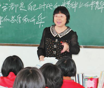 云南丽江华坪女高校长张桂梅:山里娃的渴盼,她懂